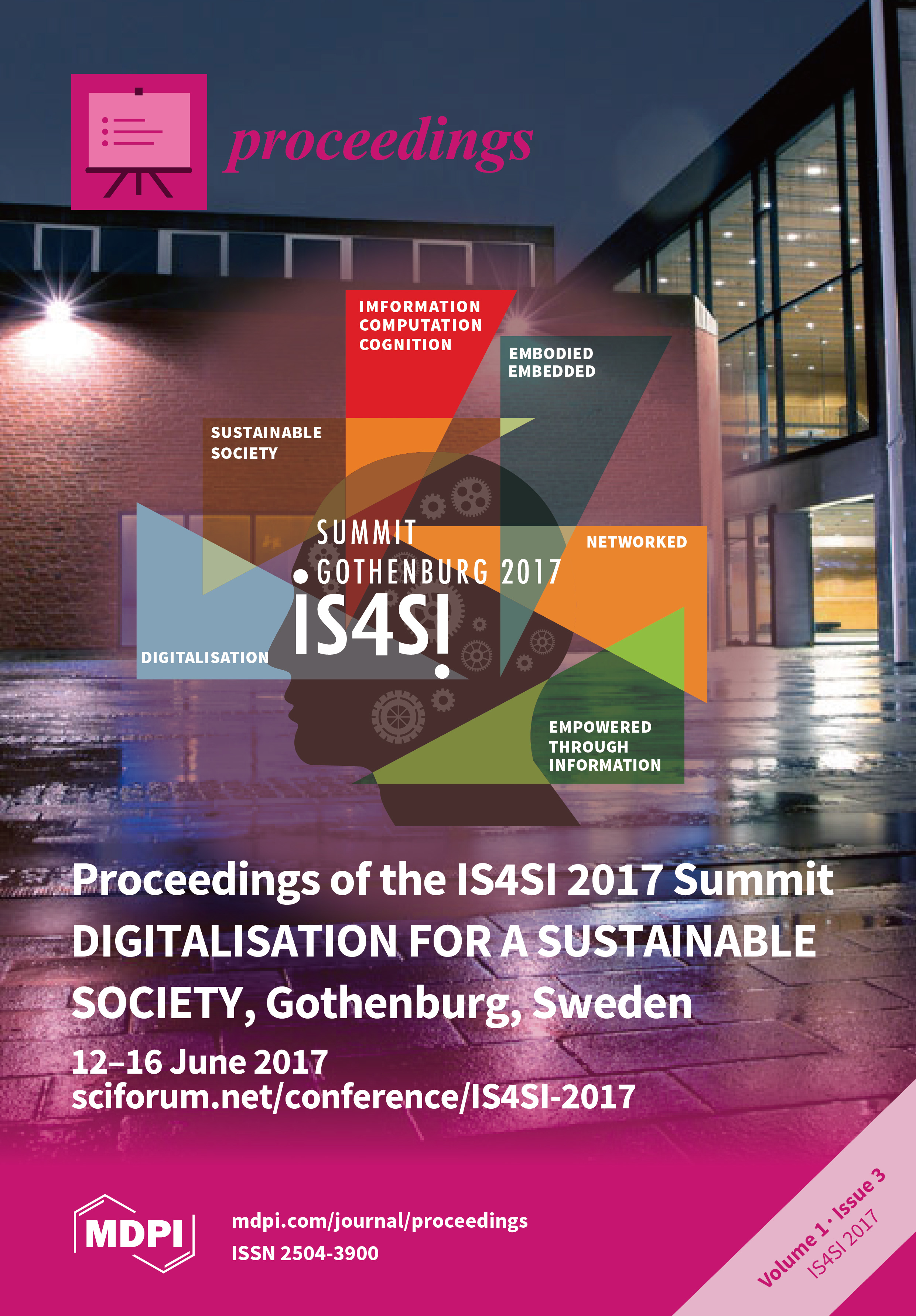 Proceedings | IS4SI 2017 - Browse Articles