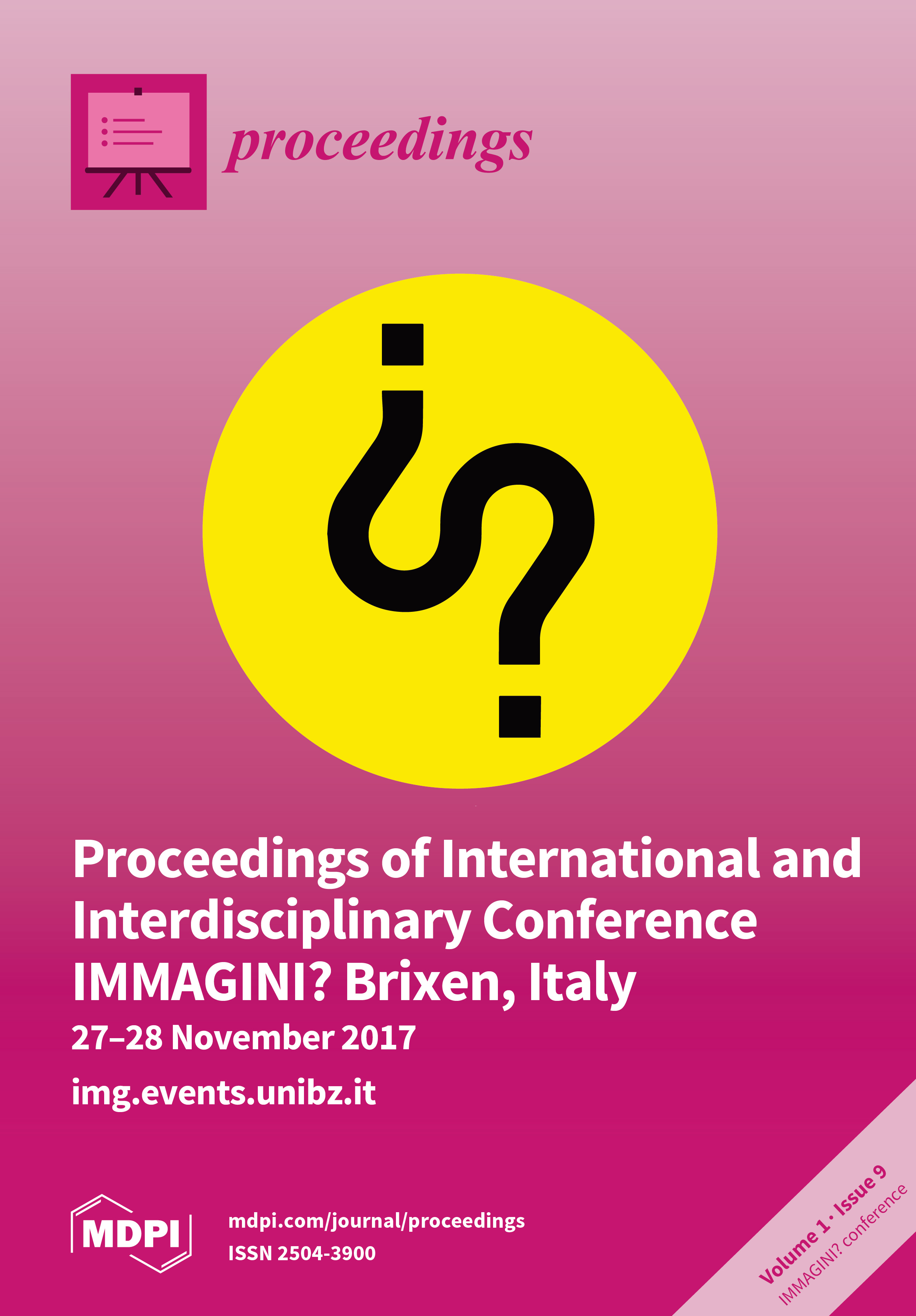 Immagini Natale We Heart It.Proceedings Immagini Conference 2017 Browse Articles