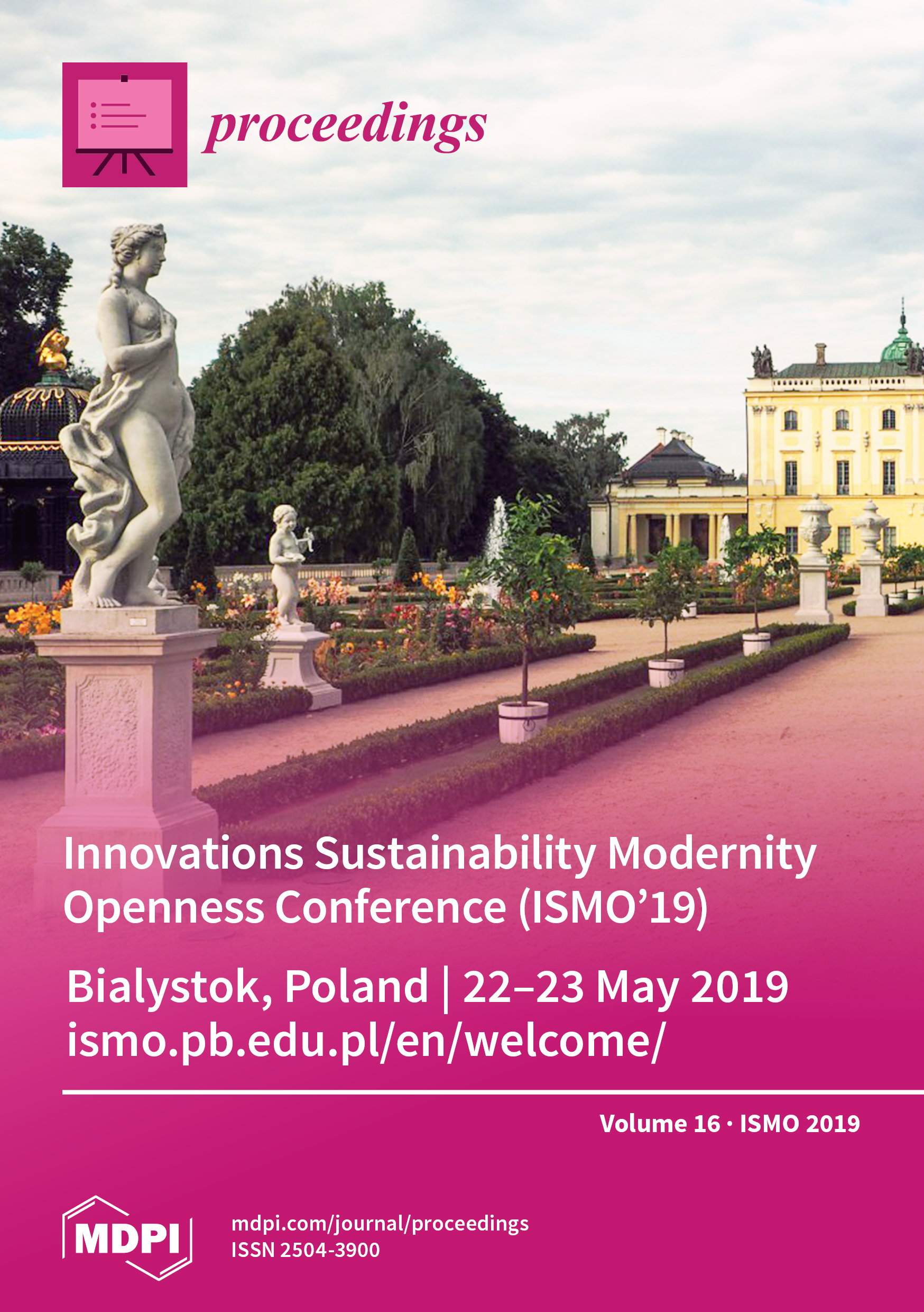 Proceedings | ISMO 2019 - Browse Articles