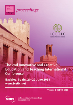 Issue 21 (ICETIC 2018) cover image