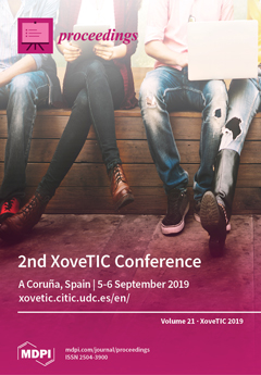 Issue 1 (XoveTIC 2019) cover image
