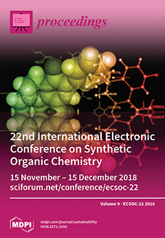 Issue 1 (ECSOC-22) cover image