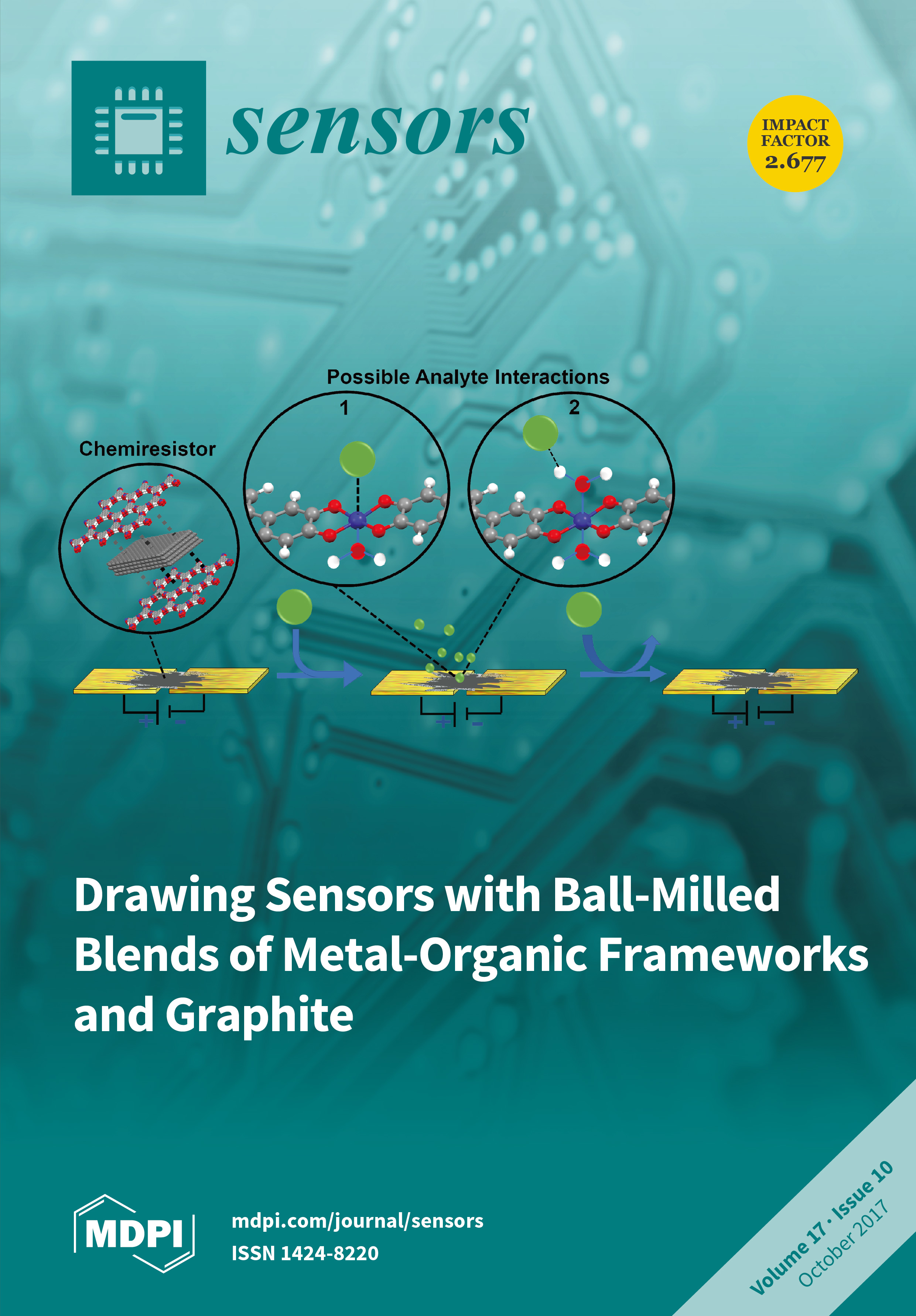 Sensors october 2017 browse articles mirica and co workers report a simple method for drawing chemiresistive sensors on paper using blends sciox Gallery