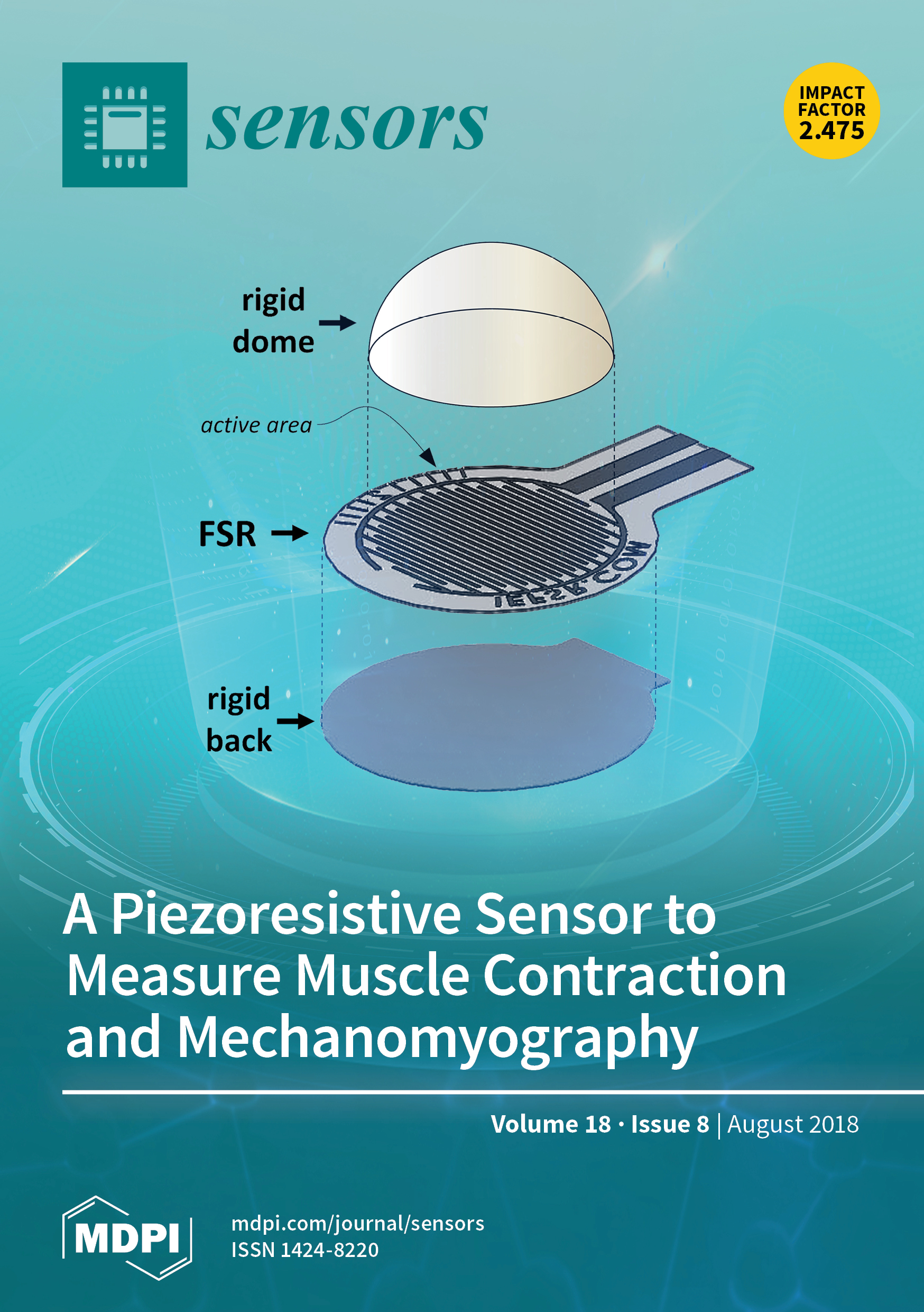 Sensors   August 2018 - Browse Articles