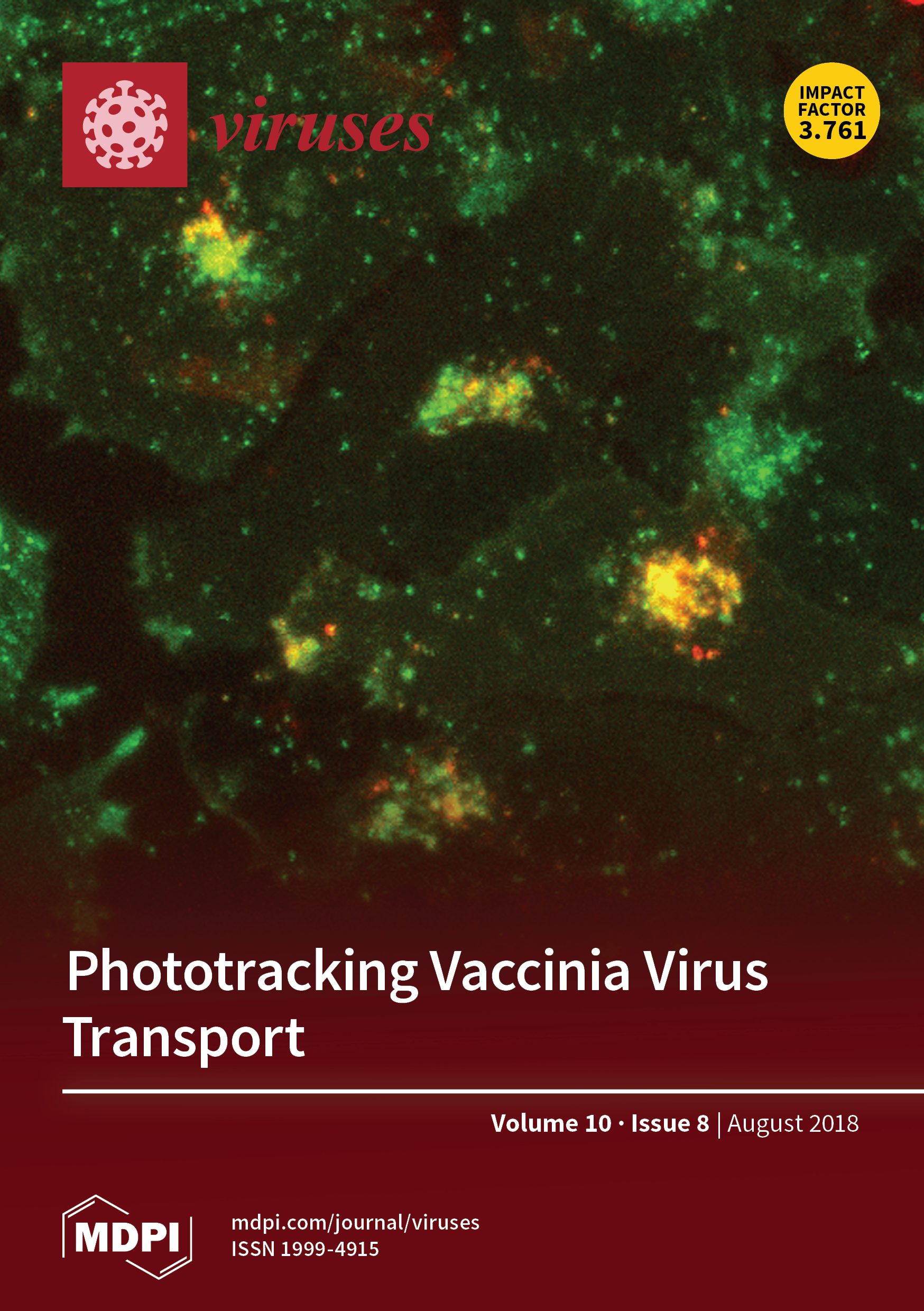 Viruses | August 2018 - Browse Articles