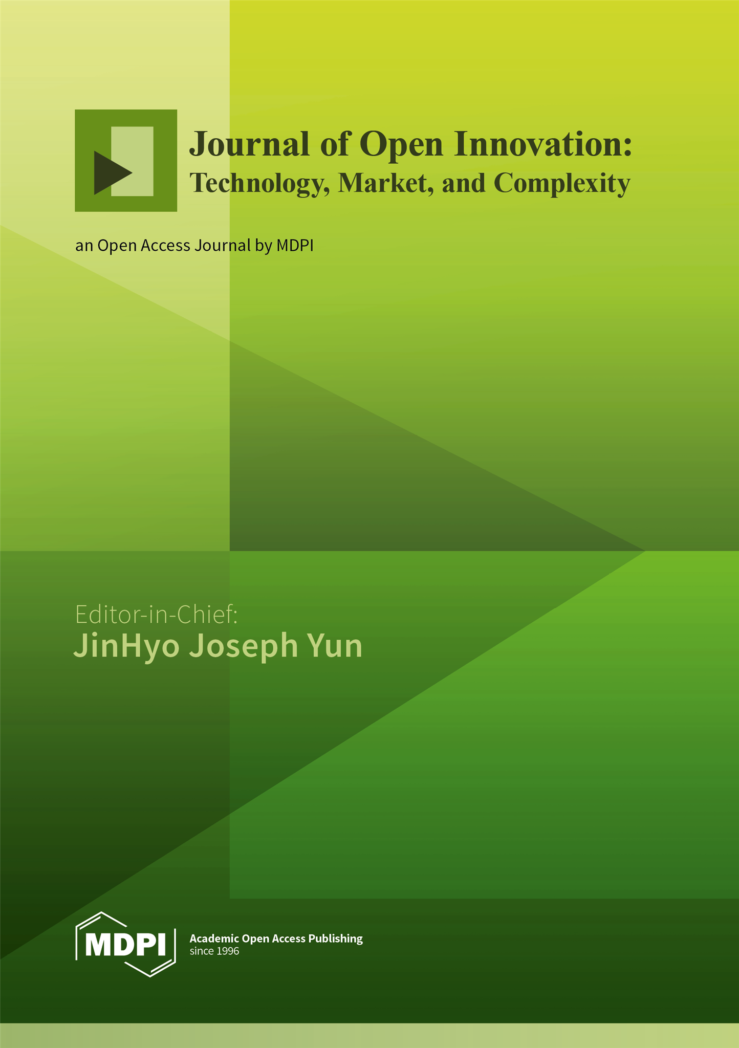 Journal Of Open Innovation Technology Market And Complexity An