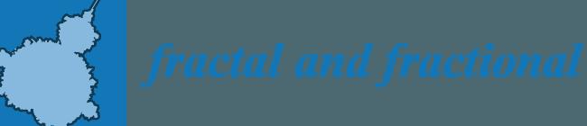 Fractal and Fractional Logo